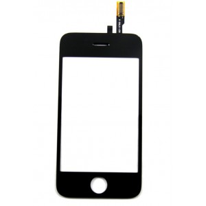 iPhone 3GS - Front Glass Digitizer Black