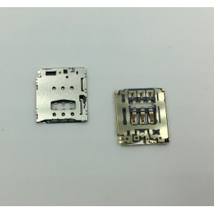 Sony T3 M2 M50W D5102 D5103 Blackberry Q5 Z30 MOTO G LTE G2 XT1062 XT1069 - SIM Reader Connector