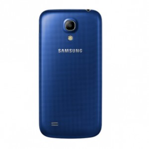 Samsung Galaxy S4 Mini I9190 - Battery cover Blue