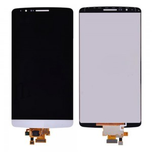 LG G3 D850 D852 D855 - Full Front LCD Digitizer White