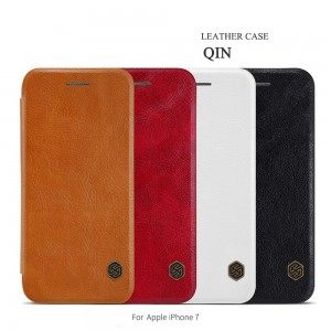 iPhone 7 - NILLKIN Qin Leather Case