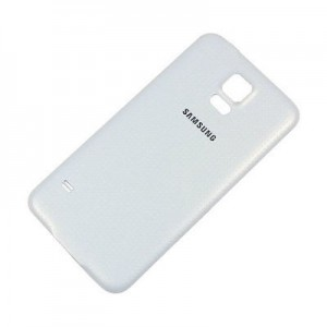 Samsung Galaxy S5 G900F - Battery Cover  White