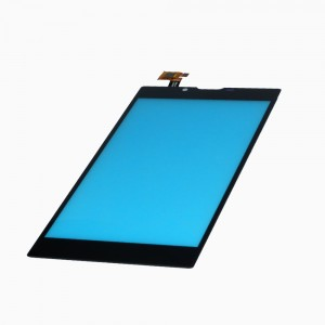 Archos 55 Platium - Front Glass Digitizer Black