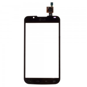 LG Optimus L7 2 P710 - Front Glass Digitizer Black