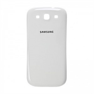 Samsung Galaxy S3 I9300 - Battery Cover White