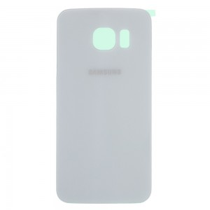 Samsung S6 Edge G925 - Battery Cover A++ White