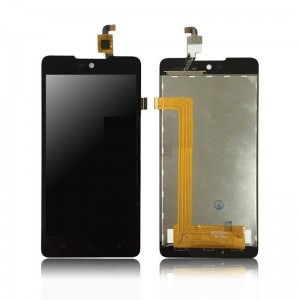 Wiko Rainbow Lite - Full Front LCD Digitizer Black