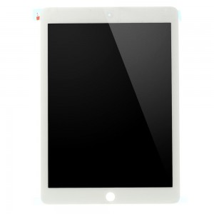 iPad Air 2 - Full Front LCD Digitizer White