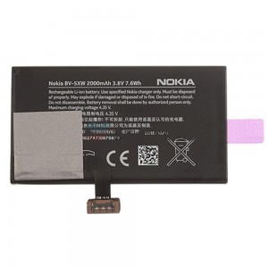 Nokia Lumia 1020 - Battery BV-5XW