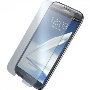 Samsung Galaxy Note 2 - Tempered Glass