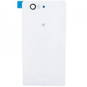 Sony Xperia Z1 Compact D5503 - Battery Cover White