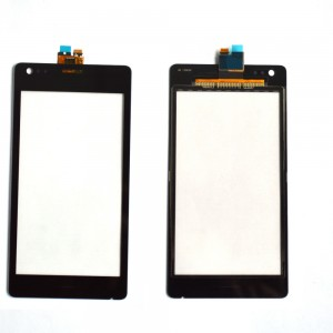 Sony Xperia M C1904 C1905 Dual C2004 - Front Glass Digitizer Black