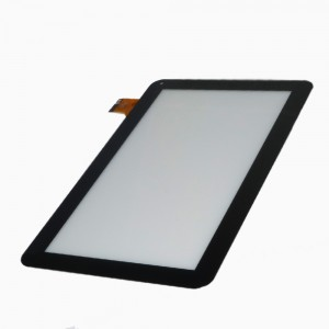 Archos Tab 101 - Front Glass Digitizer Black
