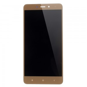 Samsung Note 4 N910F - Full Front LCD Digitizer Gold