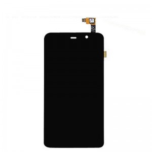 THL W200 - Full Front LCD Digitizer Black