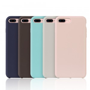 iPhone 7 Plus - G-Case Original Series Liquid Silicone