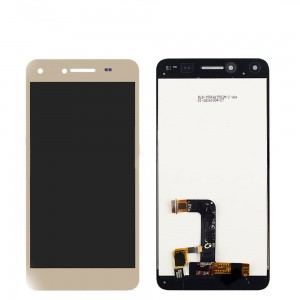 Huawei Y5 II - Full Front LCD Digitizer Gold