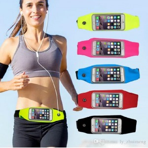Sports Running Belt 4.7 - 5.2 Size