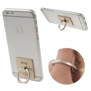 Finger Ring Mobile Phone Holder - iRing