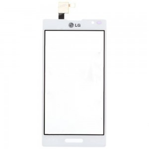 LG Optimus L9 P760 - Front Glass Digitizer White