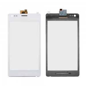 Sony Xperia M C1904 C1905 Dual C2004 - Front Glass Digitizer White