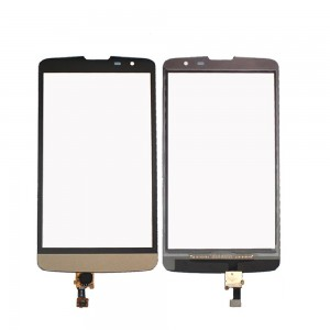 LG L Bello D331 - Front Glass Digitizer Gold