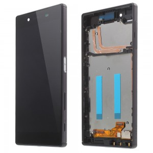 Sony Xperia Z5 E6603 E6653 - Full front LCD Digitizer With Frame Black
