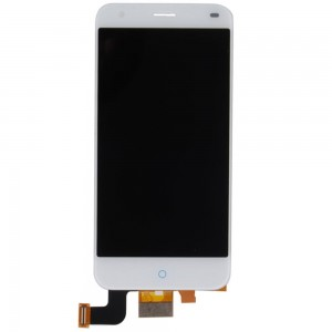 ZTE Blade S6 - Full Front LCD Digitizer White