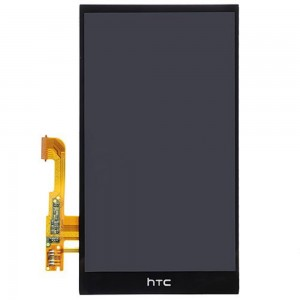 HTC One M8 - Full Front LCD Digitizer Black