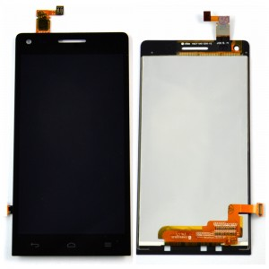 Huawei Ascend G6 - Full Front LCD Digitizer Black