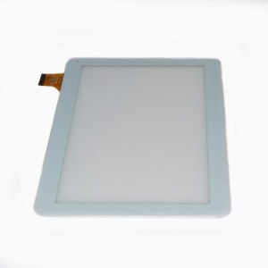 Archos Tab 101 - Front Glass Digitizer White