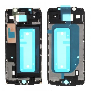 Samsung Galaxy A7 2016 A710 - Chassis Middle Frame Black
