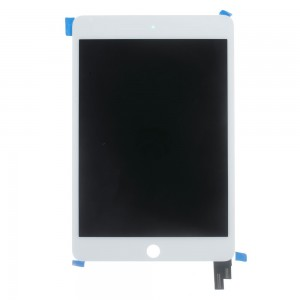 iPad Mini 4 - Full Front LCD Glass Digitizer White