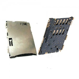 Galaxy Tab P1000, P6200, P3100, P7100, P7500, Spica i5700, S5620, S5862, S5560, Galaxy 3 i5800 - SIM Reader Connector