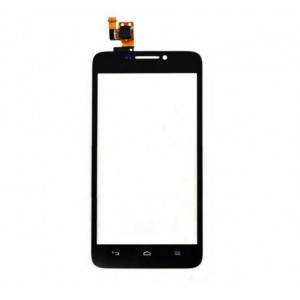 Huawei Ascend G630 - Front Glass Digitizer  Black