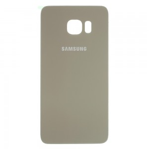 Samsung S6 Edge G925 - Battery Cover Original Gold