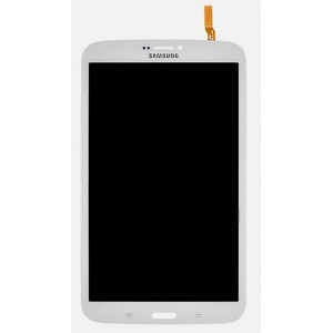 Samsung Galaxy Tab 3 8.0 3G Version T311 - Full Front LCD Digitizer White