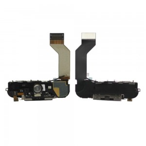 iPhone 4S - Dock Charging Connector Flex Black With Parts