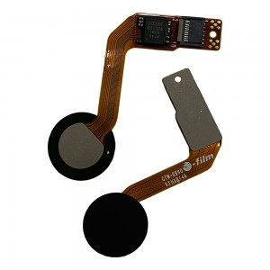 Huawei Mate 20 - Home Button Flex Cable Twilight Black