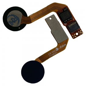 Huawei Mate 20 - Home Button Flex Cable Midnight Blue