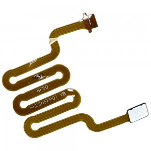 Huawei Mate 20 Lite - Home Button Extension Flex Cable