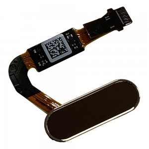 Huawei Ascend Mate 10 - Home Button Flex Cable Mocha Brown