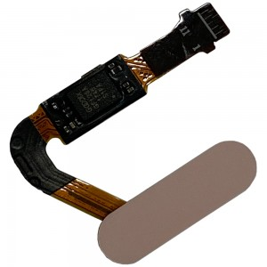 Huawei Ascend Mate 10 - Home Button Flex Cable Pink Gold