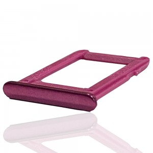 Samsung Galaxy J4+ J415 - Sim1 Tray Holder Pink