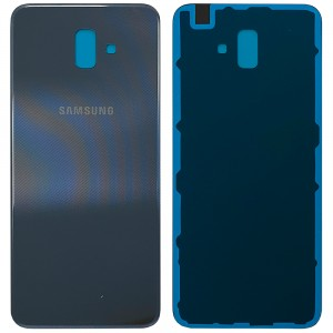 Samsung Galaxy J6+ 2018 J610 - Battery Cover with Adhesive Gray