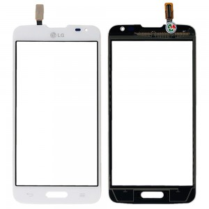 LG L90 D405 - Front Glass Digitizer White
