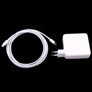 Macbook Pro 15 inch A1707 2016 - OEM 87W Type C Power Adapter with Cable 2m