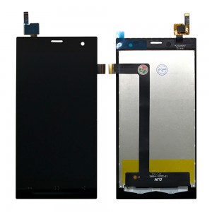 Archos 45C Platium - Full Front LCD Digitizer Black