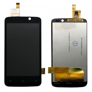 Archos 40 Titanium - Full Front LCD Digitizer Black