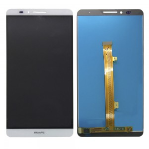 Huawei Ascend Mate 7 - Full Front LCD Digitizer White